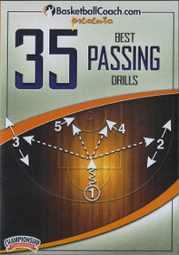 35 Best Passing Drills by John Calipari Instructional Basketball Coaching Video
