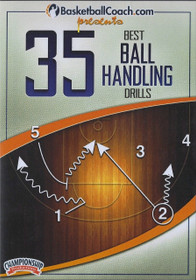 35 Best Ball Handling Drills by Ganon Baker Instructional Basketball Coaching Video