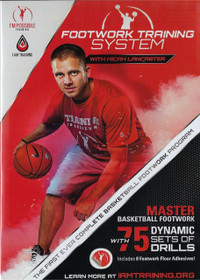 Footwork Training System With Michal Lancaster by Micah Lancaster Instructional Basketball Coaching Video