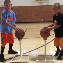 The Dribble Defender - basketball dribble aid - 2