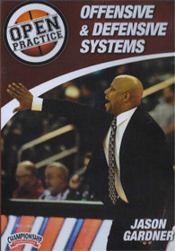Offensive & Defensive  Systems by Jason Gardner Instructional Basketball Coaching Video