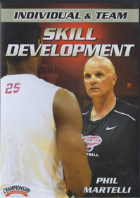 Individual & Team Skill Development by Phil Martelli Instructional Basketball Coaching Video