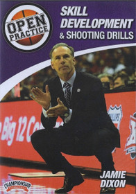 Skill Development & Shooting Drills by Jamie Dixon Instructional Basketball Coaching Video