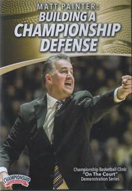 Matt Painter: Building A Championship Defense by Matt Painter Instructional Basketball Coaching Video