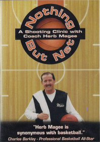 Nothing But Net A Shooting Clinic With Coach Herb Magee by Herb MaGee Instructional Basketball Coaching Video