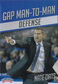 Gap Man to Man Defense in Basketball by Nate Oats Instructional Basketball Coaching Video