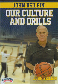 John Beilein's Basketball Culture & Drills by John Beilein Instructional Basketball Coaching Video