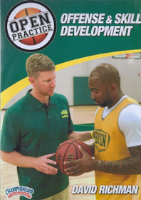 Offense & Skill Development by David Richman Instructional Basketball Coaching Video