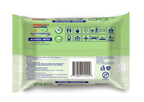 (Pre-Sell Only) Germisept Multi-Purpose Alcohol Wipes Case (1200 Wipes)