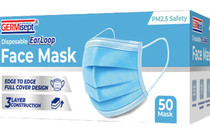 Disposable surgical face masks 50 Count