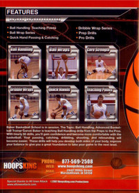 Ganon Baker Ball Handling school