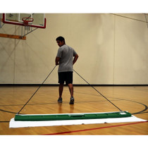 How to clean a basketball court