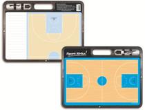 FIBA Basketball Dry Erase Coaching Board