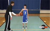 Youth Basketball Dribbling Workout