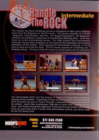 Handle the Rock Intermediate Dribbling