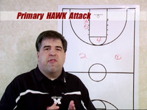 Hubie Brown's Hawk Offense