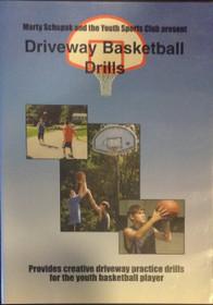 Driveway Drills by Marty Shupack Instructional Basketball Coaching Video
