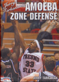 Unlv Amoeba Zone Defense(tarkanian) by Jerry Tarkanian Instructional Basketball Coaching Video
