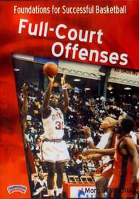 Full--court Offenses Dvd(wootten) by Morgan Wootten Instructional Basketball Coaching Video