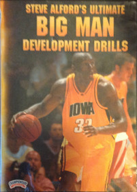 Steve Alford's Ultimate Big Man Development by Steve Alford Instructional Basketball Coaching Video