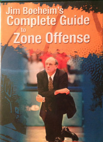 Jim Boeheim's Complete Guide To Zone Offense by Jim Boeheim Instructional Basketball Coaching Video