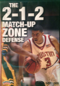 The 2--1--2 Match--up Zone Defense by Dave Loos Instructional Basketball Coaching Video