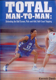 Total Man--to--man - Defending The Ball Screen by Kermit Davis Instructional Basketball Coaching Video