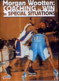 Coaching To Win In Special Situations by Morgan Wootten Instructional Basketball Coaching Video