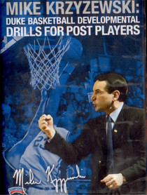 Developmental Drills For Post Players by Mike Krzyzewski Instructional Basketball Coaching Video