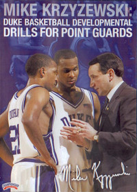 Coach K: Point Guards by Mike Krzyzewski Instructional Basketball Coaching Video