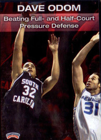 Beating Full & Half Court Pressure by Dave Odom Instructional Basketball Coaching Video