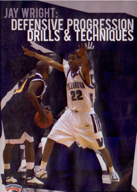 Defensive Progression Drills & Techniques by Jay Wright Instructional Basketball Coaching Video