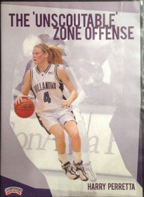 Unscoutable Zone Offense by Harry Perretta Instructional Basketball Coaching Video