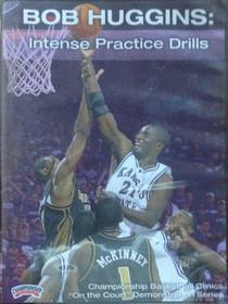 Intense Practice Drills by Bob Huggins Instructional Basketball Coaching Video