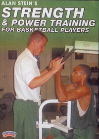 Strength Training & Power Training For Basketball by Alan Stein Instructional Basketball Coaching Video