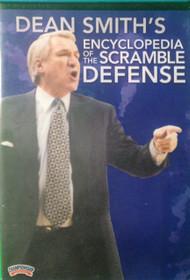 Dean Smith's Scramble Defense by Dean Smith Instructional Basketball Coaching Video