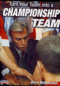 Turn Your Team Into A Championship by Dave Bollwinkel Instructional Basketball Coaching Video