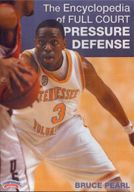 The Encyclopedia Of The Full Court Pressure by Bruce Pearl Instructional Basketball Coaching Video