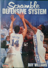 Scramble Defensive System by Roy Williams Instructional Basketball Coaching Video