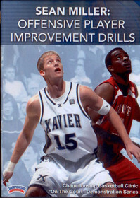 Offensive Player Improvement by Sean Miller Instructional Basketball Coaching Video
