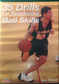 35 Drills For Developing Ball Skills by Dave Thorson Instructional Basketball Coaching Video