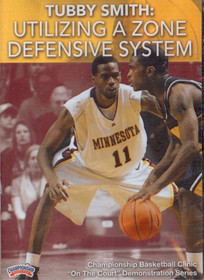 Utilizing A Zone Defense System by Tubby Smith Instructional Basketball Coaching Video