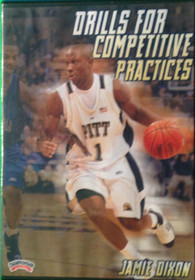 Drills For Competitive Practice by Jamie Dixon Instructional Basketball Coaching Video