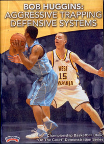 Aggressive Trapping Defensive by Bob Huggins Instructional Basketball Coaching Video