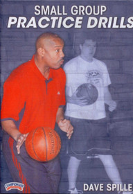 17 Dynamic Small Group Practice Drills by Dave Spiller Instructional Basketball Coaching Video