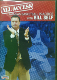 All Access: Bill Self by Bill Self Instructional Basketball Coaching Video