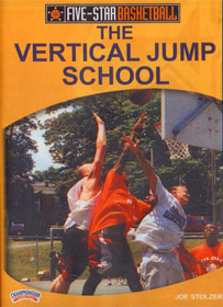 Vertical Jump School by Joe Stolzer Instructional Basketball Coaching Video