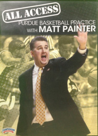 All Access: Matt Painter by Matt Painter Instructional Basketball Coaching Video