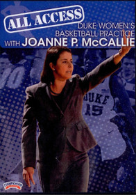 All Access: Joanne P. Mccallie by Joanne McCallie Instructional Basketball Coaching Video