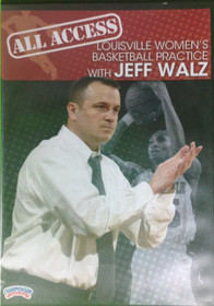 All Access: Jeff Walz by Jeff Walz Instructional Basketball Coaching Video